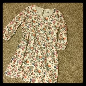 Print Dress- Old Navy